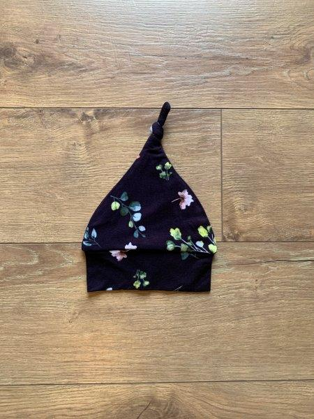 Kozi & Co Knotted Hat Francis Floral